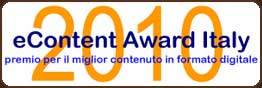 Premiati all'eContentAward 2010
